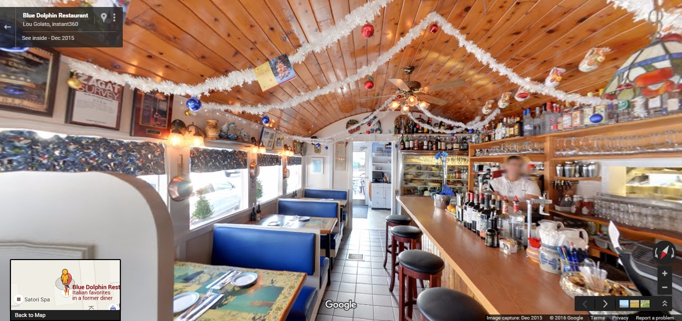 blue dolphin restaurant