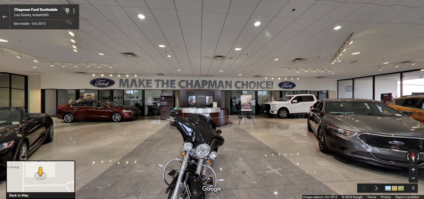 Chapman Ford Scottsdale >> Chapman Ford Scottsdale Google Street View Trusted