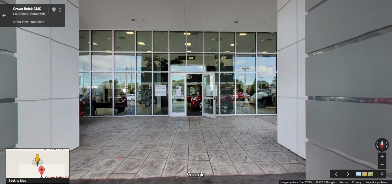 Crown Buick Gmc >> Crown Buick Gmc Google Street View Trusted Photographers