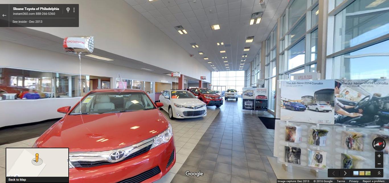Sloane Toyota Of Philadelphia >> Sloane Toyota Of Philadelphia Google Street View Trusted