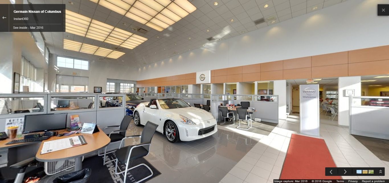 Germain Nissan Columbus Ohio